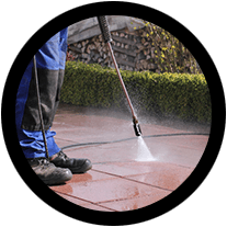 pressure washing in chester